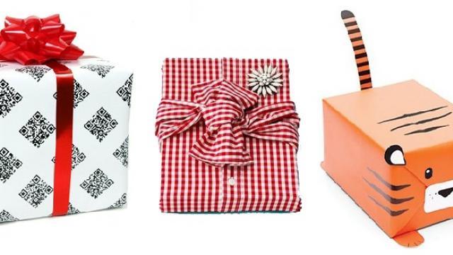 Cadeau De Noel Classe.10 Emballages Cadeaux Qui Ont La Classe Le Mans Noël Le