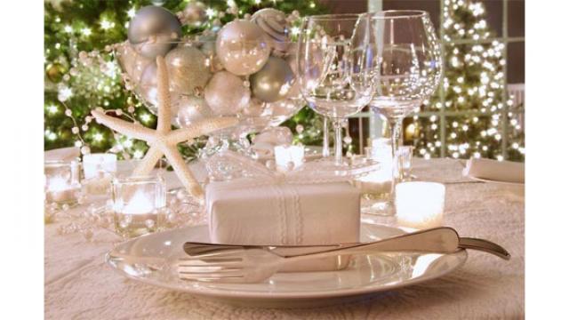 987f637eae5 Fêtes de fin d année   vos 5 plus belles tables pour le réveillon Le ...