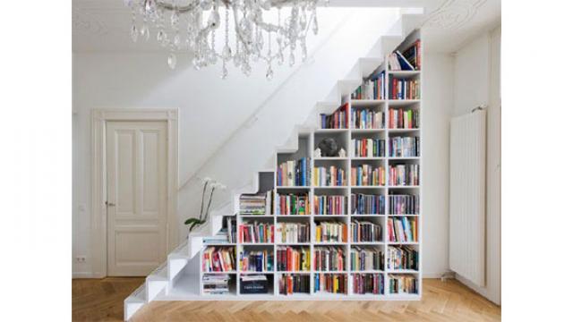 maison : 5 idées pour optimiser le dessous de votre escalier le